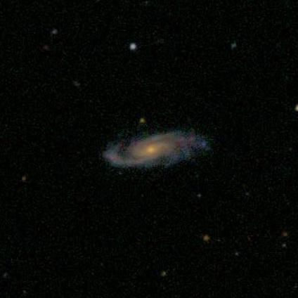 My submission to the Galaxy Zoo competition   David Kofoed Wind