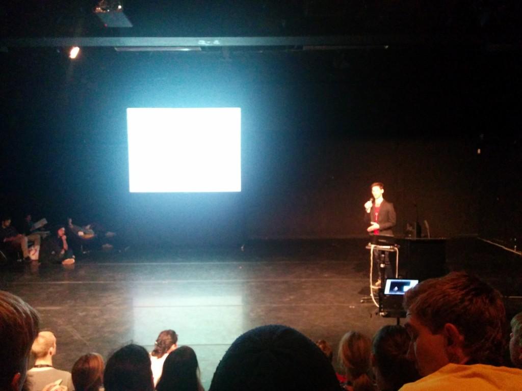 Talk titled: Neuroenhancement: a true unfolding of man.